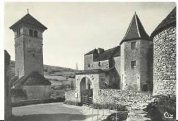 Saône Et Loire :  BLANOT  :   église  Et  Prieuré - France