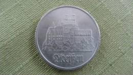 """DDR Sondermünze  """"Meißen""""  Dom 5 Mark  1972 - [ 6] 1949-1990: DDR"""