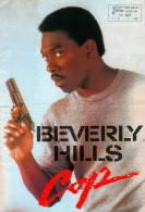 NFK 347 Beverly Hills Cop 1985 Eddie Murphy Judge Reinhold Lisa Eilbacher Kino Film Movie Cinema Programm Programme - Zeitschriften