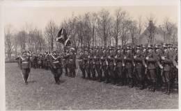 Soldaten, Parade Bei Wismar, Um 1940 - Personen
