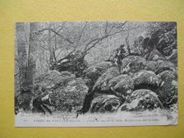 FONTAINEBLEAU. La Forêt. Le Rendez-Vous Des Artistes. - Fontainebleau