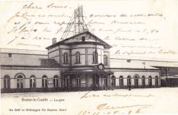 BRAINE LE COMTE - La Gare - Super Carte - Braine-le-Comte