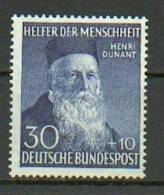 RFA - YT 45** / Bund - Henri Dunant Mi. Nr. 159** - BRD
