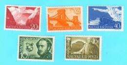 Stamps - Hungary - Nuovi