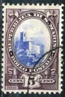 SAINT MARIN   141° 5c Brun-violet Et Outremer  (10% De La Cote + 0,15 €) - Oblitérés