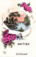 ERBISOEUL - Amitiés - Superbe Carte Colorée - Jurbise