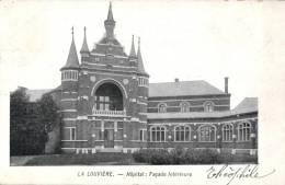 BELGIQUE - HAINAUT - LA LOUVIERE - Hôpital: Façade Intérieure. - La Louvière