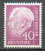 RFA - YT 71**  / Bund - Heuss Mi. Nr. 188** - BRD