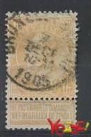Belgie OCB Nr 65 Gebr/used Very Fine Quality!! - 1905 Grove Baard