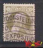Belgie OCB Nr 75 Gebr/used Very Fine Quality!! - 1905 Grove Baard