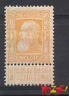 Belgie OCB Nr 79 Ongebr/MLH Very Fine Quality!! - 1905 Grove Baard