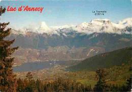 74 - Annecy - Lac D'Annecy - La Tournette - Voir Scans Recto-Verso - Annecy