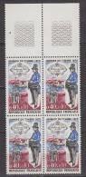 M3381 - FRANCE Yv N°1632 ** BLOC Journée Du Timbre 1970 - Unused Stamps