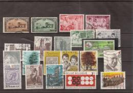 BELGIQUE Lot Oblitéré      ( Ref 385 ) - Stamps