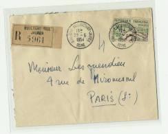 92 Hts De Seine Ex Seine BOULOGNE-BILLANCOURT LRI 1° Ech.Tarif à 50F N°964 - Storia Postale