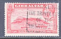 Gibraltar 96  (o) - Gibraltar