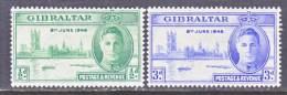Gibraltar 119-20  * - Gibraltar