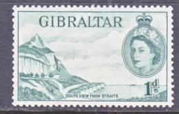 Gibraltar 133   ** - Gibraltar