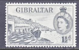 Gibraltar 134   ** - Gibraltar