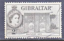 Gibraltar 135   (o) - Gibraltar