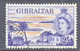Gibraltar 142   (o) - Gibraltar