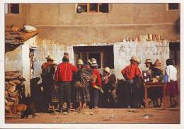 Indigeni Si Preparano A Una Festa, Potosi Bolivia - Bolivia