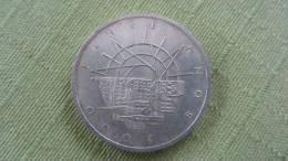 "DM-Sondermünze 10 Mark 1989 D ""2000 Jahre Bonn""  SILBER - - [ 6] 1949-1990: DDR"