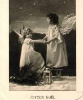 CPA .  ENFANTS....  ANGES ..Circulé 1909....voir Les Scans ... - Abbildungen