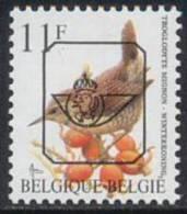 Belgique - Oiseau PRE 836P6a ** - Passereaux