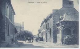 Caulnes - France