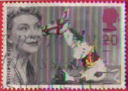 1996 - Europe - Grande -Bretagne - 20 P. Muffin, La Mule ,avec La Pianiste Annette Mills - - Other
