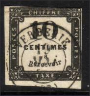 *PROMO* 10c Litho à -45€ ! (Y&T N° 1, Cote: 350€) - 1859-1955 Used