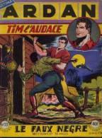 "ARDAN ""Tim L'audace"" Mensuel N° 73 - 1958 - Artima - Livres, BD, Revues"