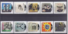 Groot-Brittannie 2010 Classic Albums 3225/3234  *** - 1952-.... (Elizabeth II)