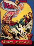 BANKO - Mensuel N° 35 - 1958 - Ed. Des Remparts - Livres, BD, Revues