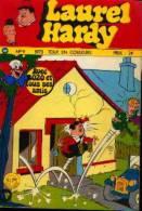 LAUREL - HARDY - Mensuel N° 9 - 1973 - Ed. Williams - Livres, BD, Revues