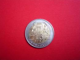 PIECE 10 EURO TEMPORAIRE VILLE DE BORDEAUX - Euros Des Villes