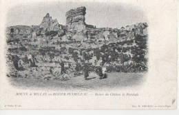 ROZIER PEYRELEAU (ruines Du Chateau ) - Altri Comuni