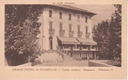 LE THOR Grand Hôtel De Chasselas - Confort Moderne - Restaurant - Téléphone 55 - Other Municipalities