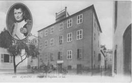 20 AJACCIO, Maison De Napoléon, Médaillon De L'Empereur - Ajaccio