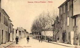 ENVIRONS D AIX EN PROVENCE PALETTE ( LOT C5b ) - Aix En Provence