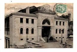 Nantes Vue Sur Nouveau Marche Couvert De Feltre Edit GID Ecrite En 1907 - Nantes