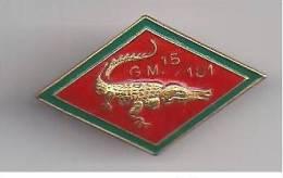 G M 15 - 181 -  IVATO Madagascar - Drago  émail - Forze Aeree