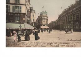 75----PARIS-----rue Du Pont Neuf Et Samaritaine--voir 2 Scans - Arrondissement: 01