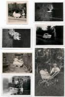 KInderwagen 7 Originalfotos (c3525) - Oggetti