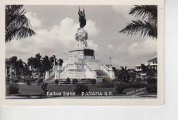 BALBOA STATUE  PANAMA   OHL - Panama