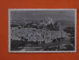 CPSM-04-SISTERON-Vue Générale Et La Durance-(port Gratuit) - Sisteron