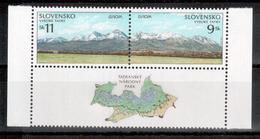Slowakei / Slovakia / Slovaquie 1999 Paar/pair EUROPA ** - Europa-CEPT
