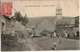 Prez Sous LaFauche  52    Fontaine Du Milieu - Autres Communes