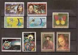 COMORES  Lot PA à Forte Faciale   ( Ref 400 ) - Stamps